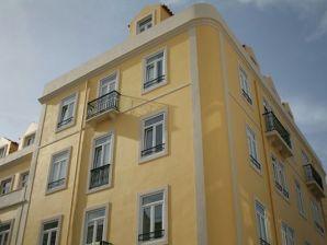 Ferienwohnung Lisboa panorama