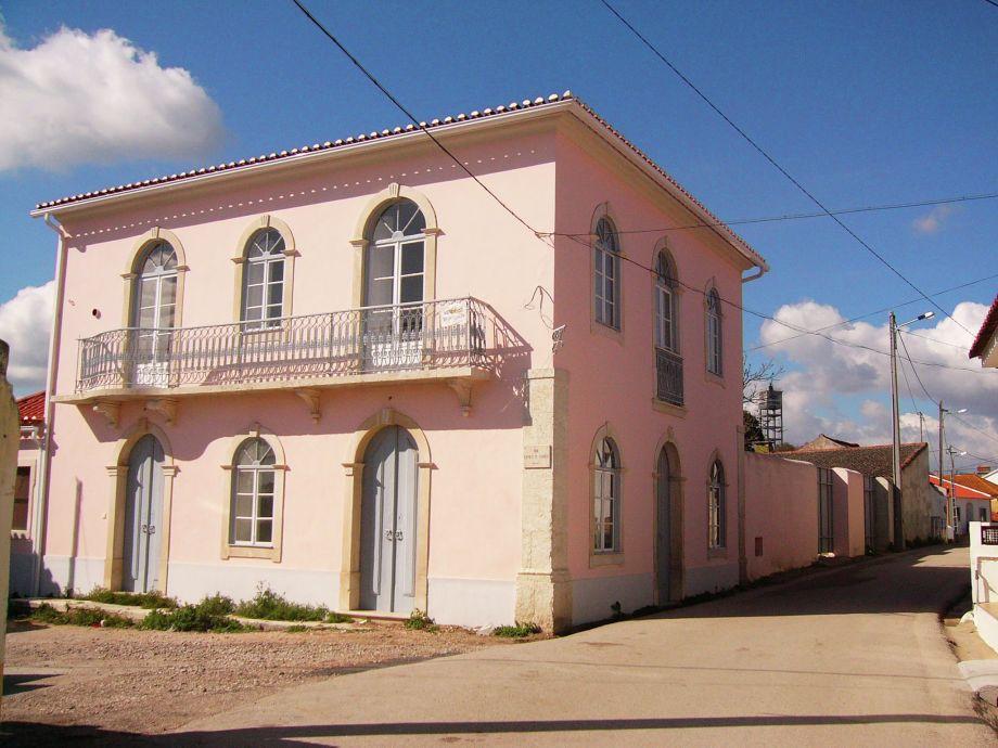 Außenaufnahme Villa Rosa