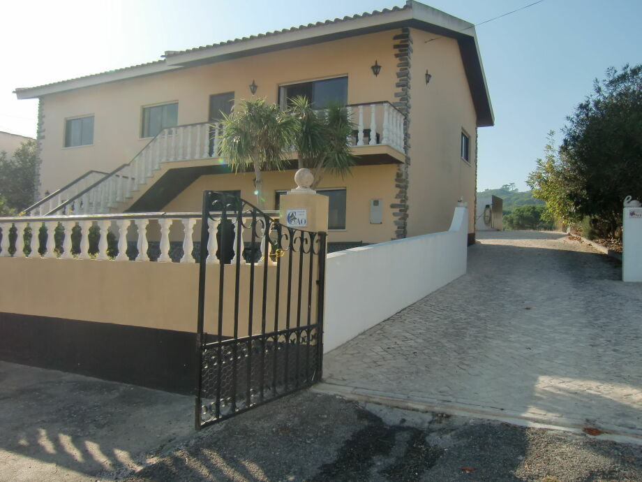 Außenaufnahme Casa Celestra