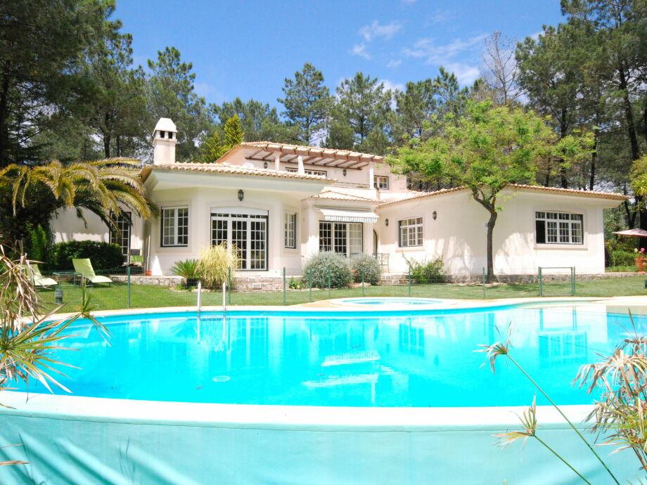 Außenaufnahme Villa Oasis