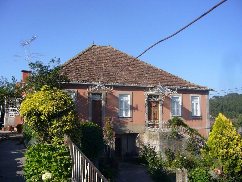 Außenaufnahme Casa do Souto