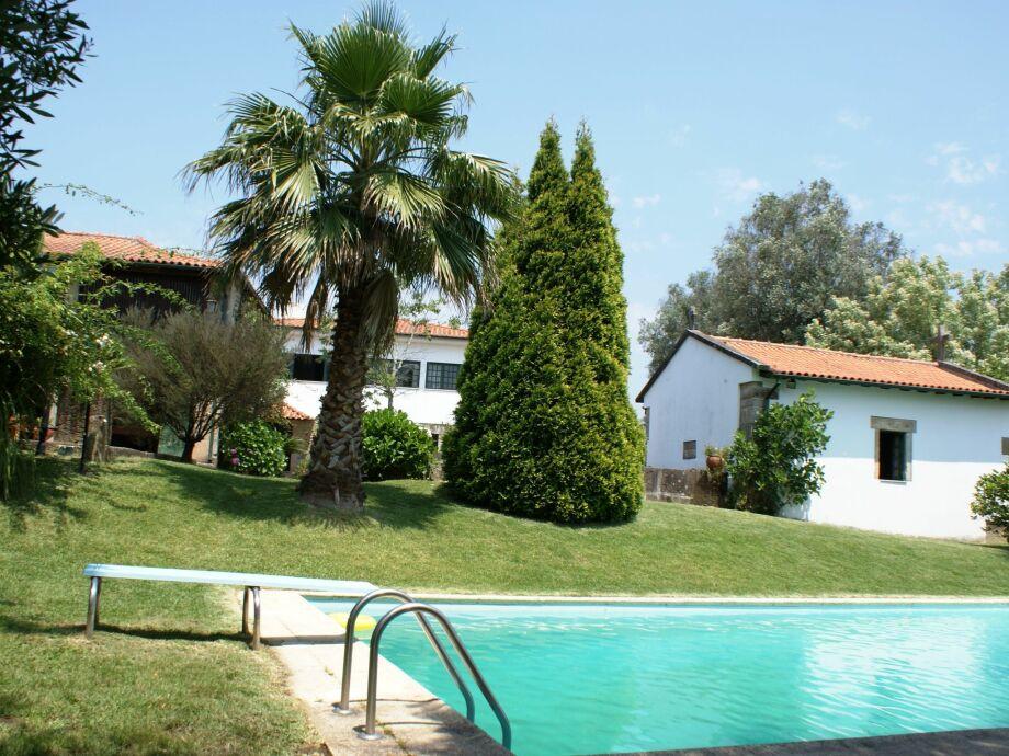 Außenaufnahme Quinta do Sobreiro