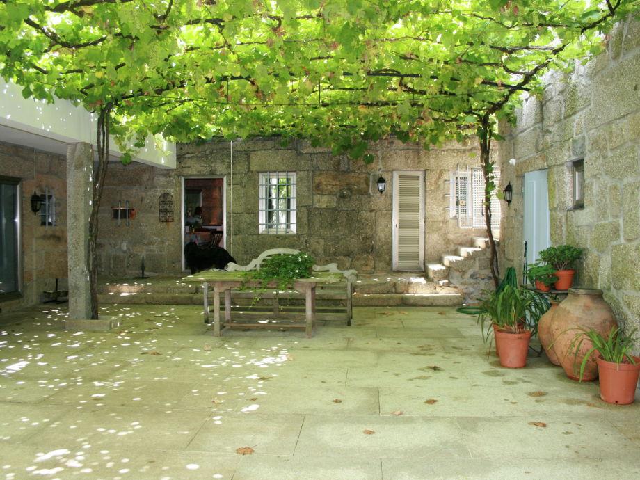 Außenaufnahme Casa do Monte de Negrelos