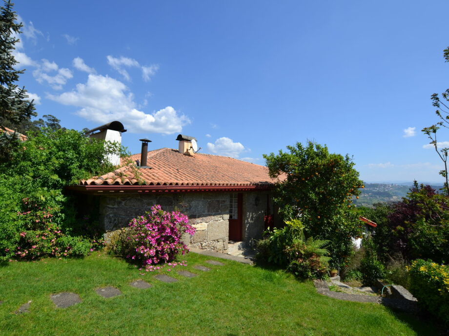 Außenaufnahme Quinta de Cima de Eiriz