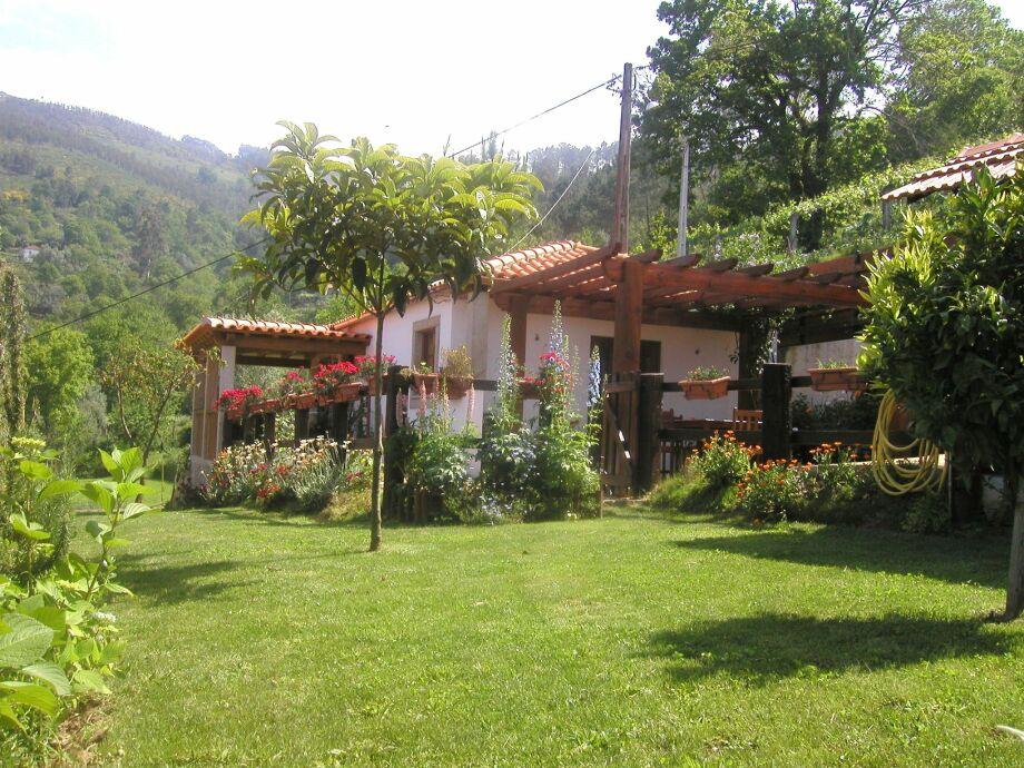 Außenaufnahme Casita da Lavandeira