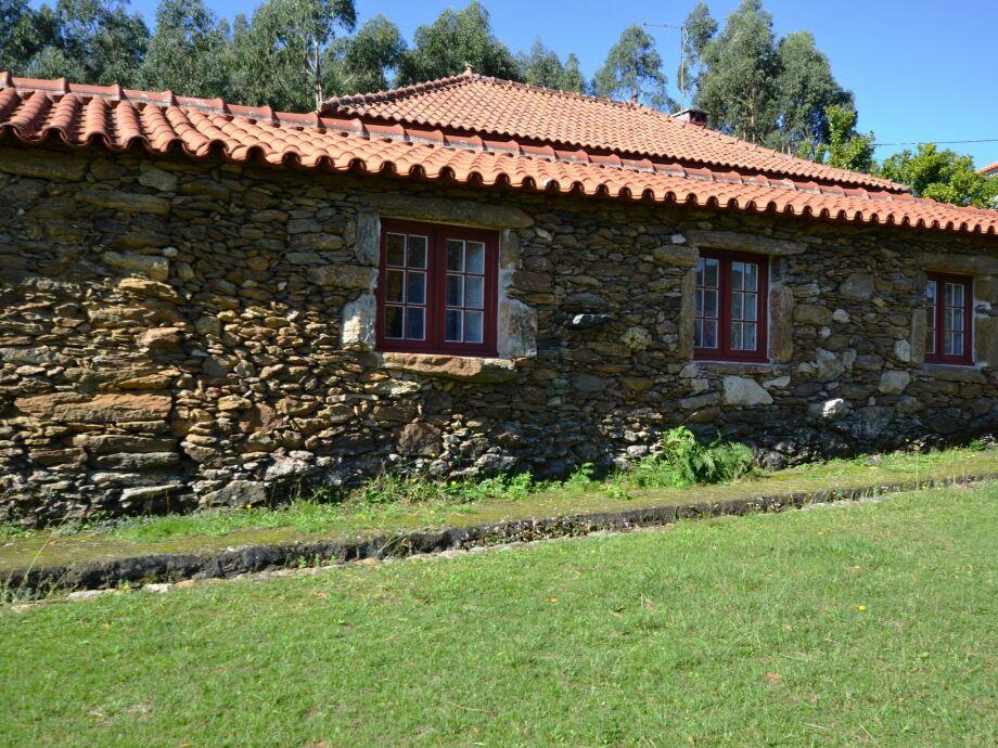 Außenaufnahme Casa dos Tres Irmãos
