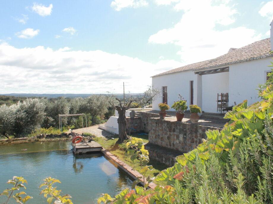 Außenaufnahme Casa do Alto da Eira