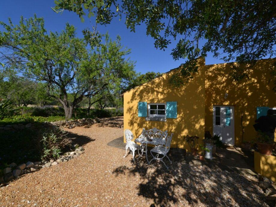 Außenaufnahme Casa Amarelo