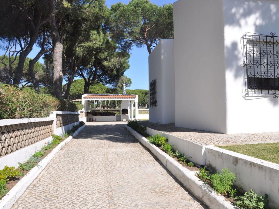Außenaufnahme Villa Oceânico