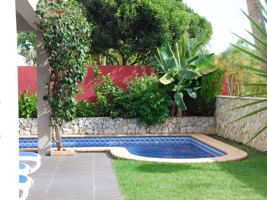 Außenaufnahme Villa Marina
