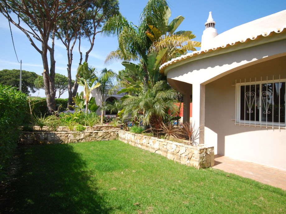 Außenaufnahme Villa Rosinda