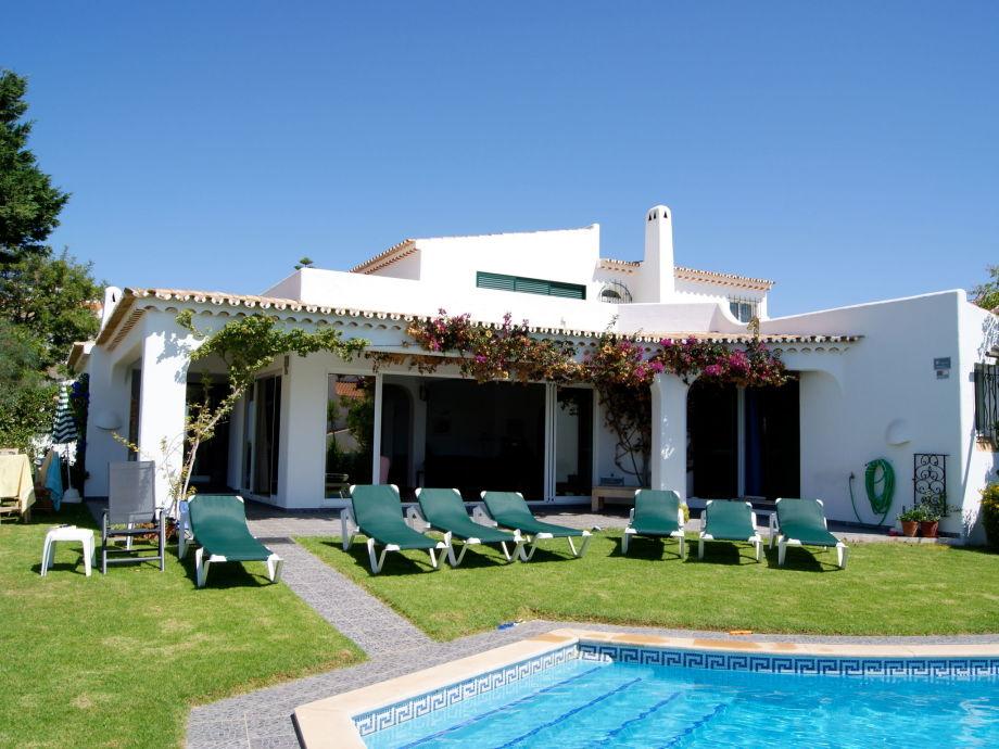 Außenaufnahme Villa Laranjeira