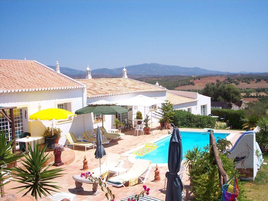 Außenaufnahme Quinta Velha - Girassol