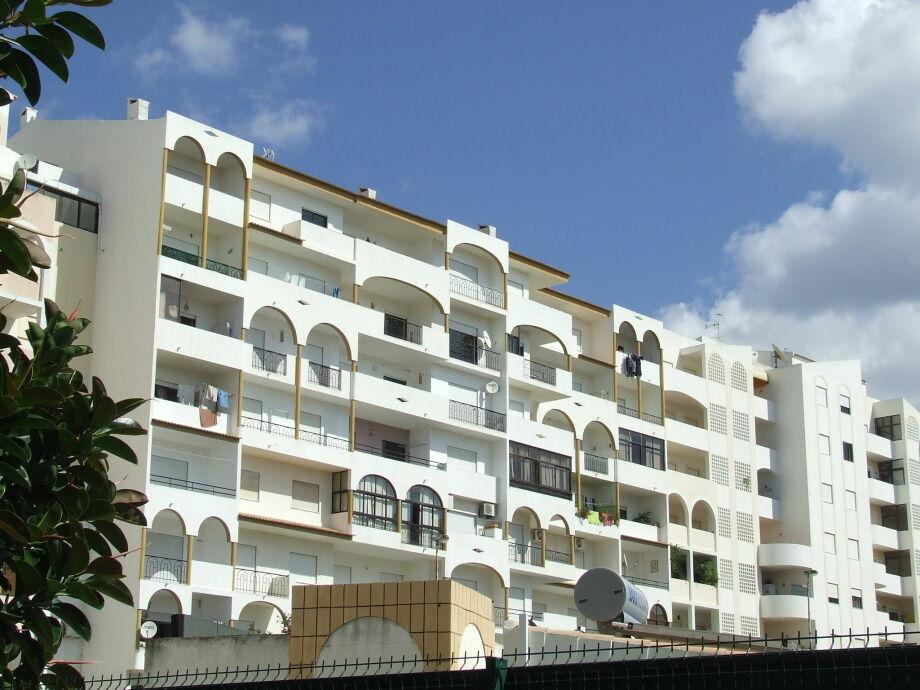 Außenaufnahme Apartement Vila Rosa