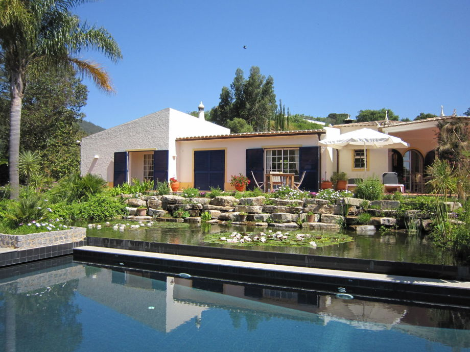 Außenaufnahme Villa Foz do Banho