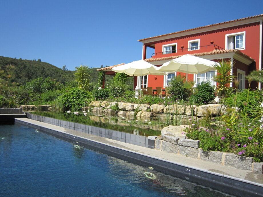 Außenaufnahme Villa Ribeira do Banho