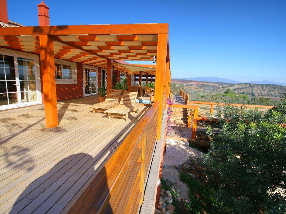 Außenaufnahme Villa Monte Alto