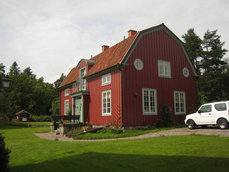 Ferienhaus Narebo Gård Herrgård