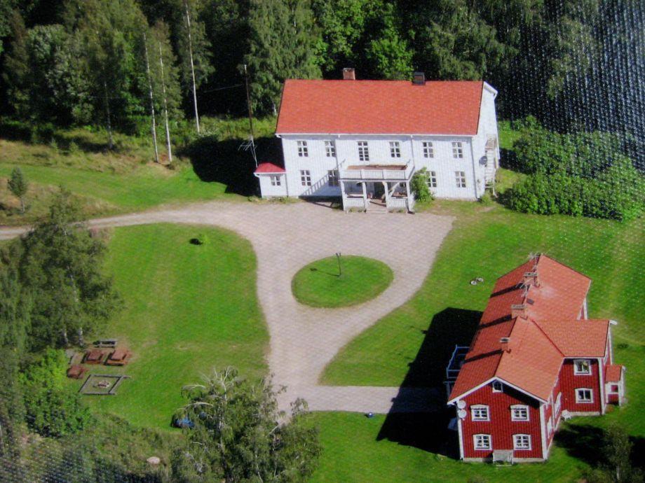 Außenaufnahme Letafors Herrgård