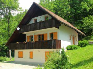 Ferienhaus Hiša Zelenka