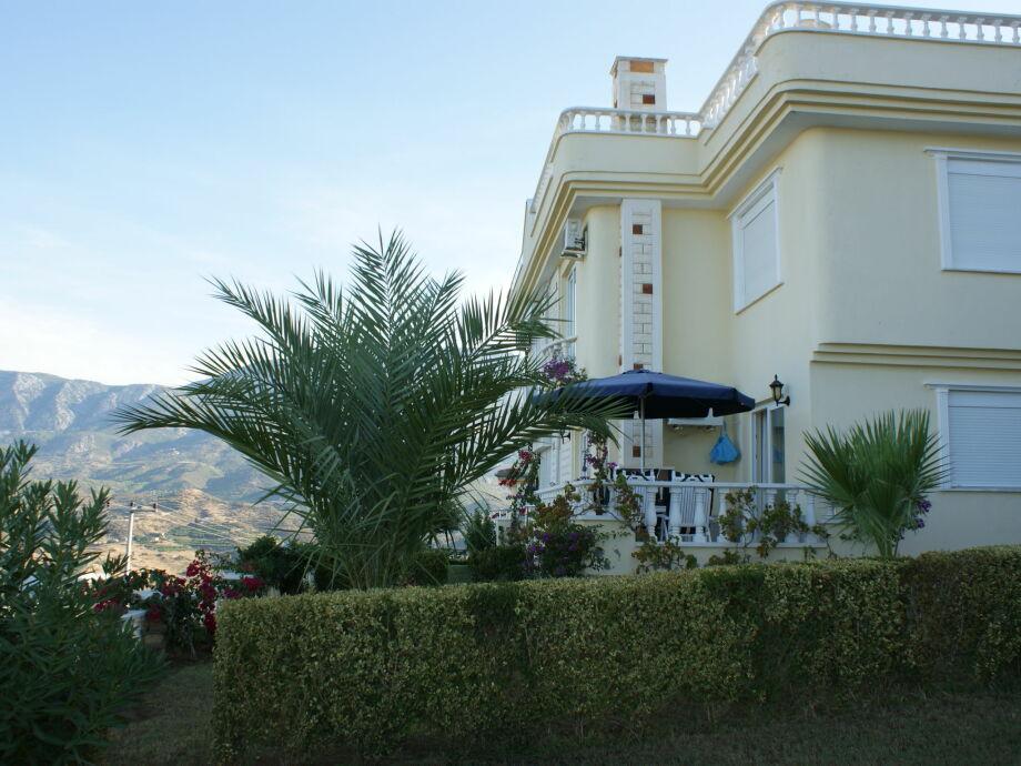 Außenaufnahme Villa Toros