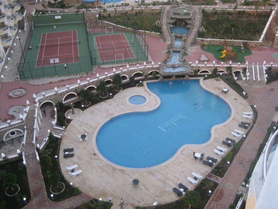 Außenaufnahme Paradise Hill Resort