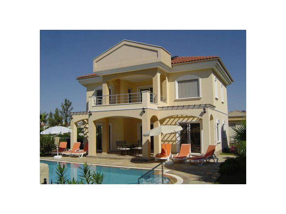 Außenaufnahme Villa Belek