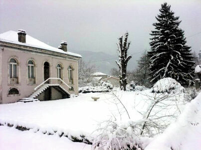 Authentieke villa nabij Toulouse-Lourdes 9 pers
