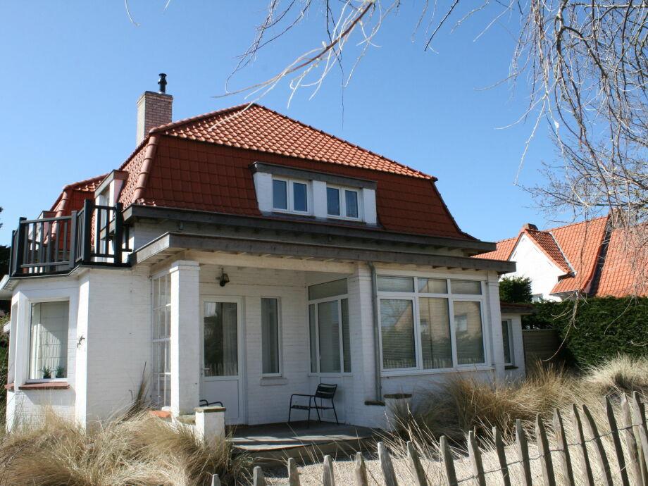 Außenaufnahme Villa De Zeearend