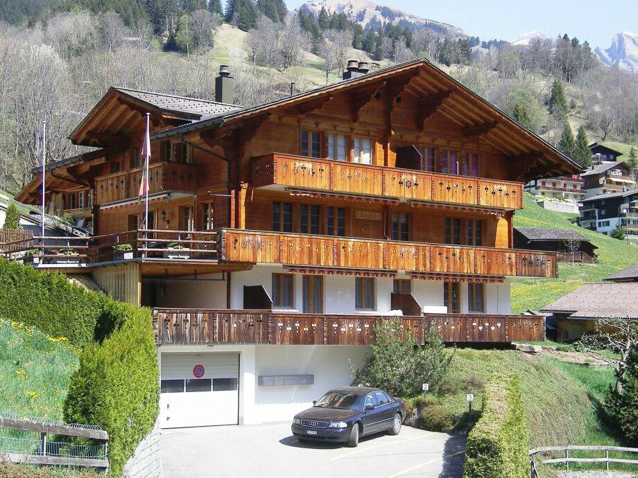 Außenaufnahme Grindelwald 12