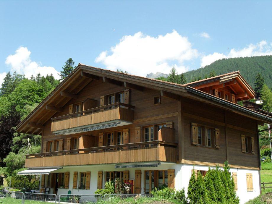Außenaufnahme Grindelwald 18