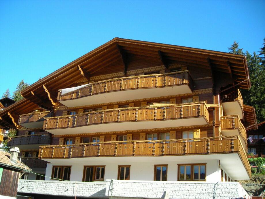 Außenaufnahme Grindelwald 21