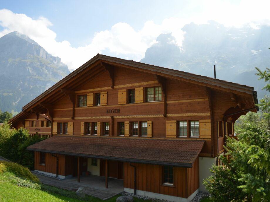Außenaufnahme Grindelwald 28