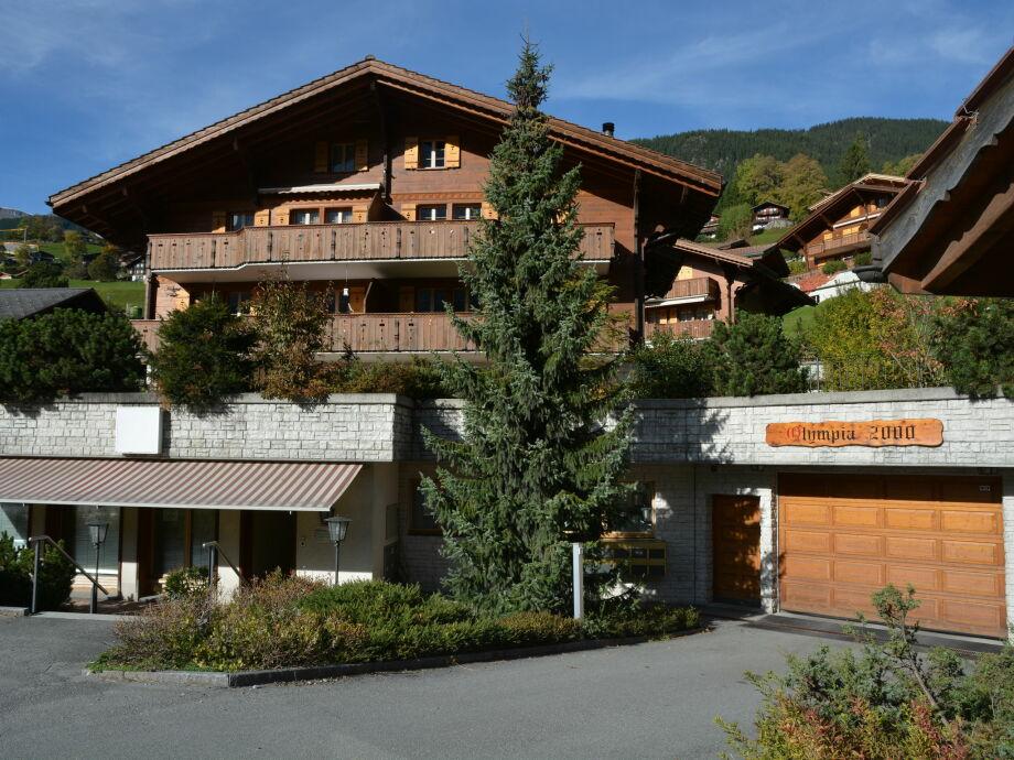 Außenaufnahme Grindelwald 10