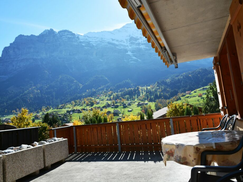 Außenaufnahme Grindelwald 58