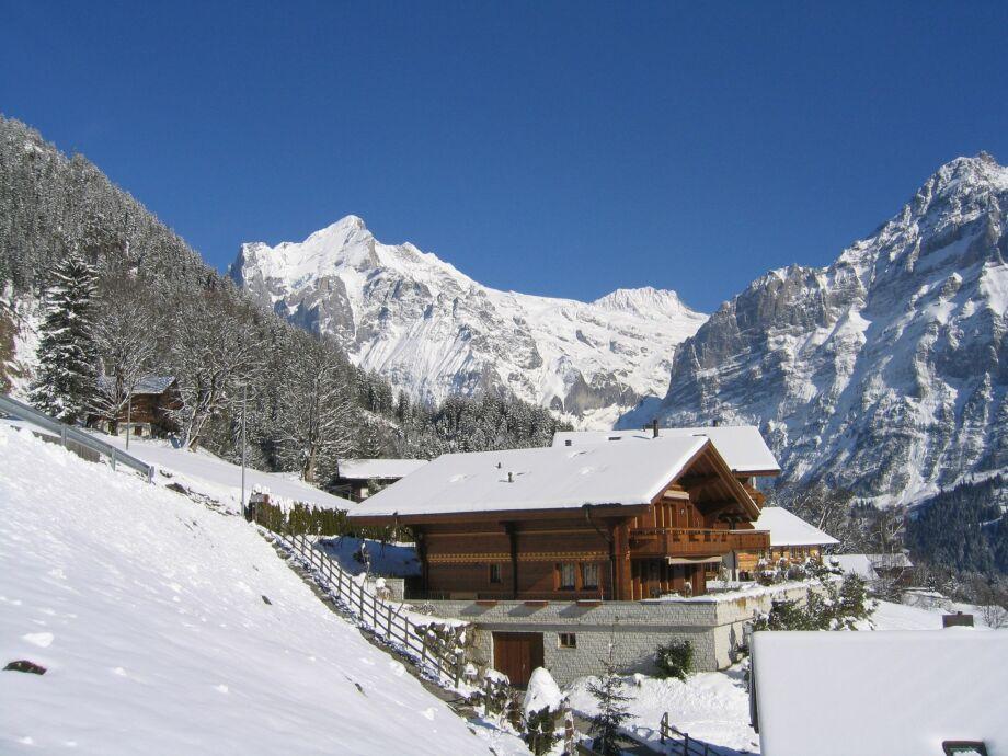 Außenaufnahme Grindelwald 34