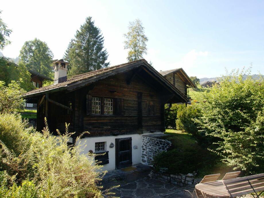 Außenaufnahme Grindelwald 35
