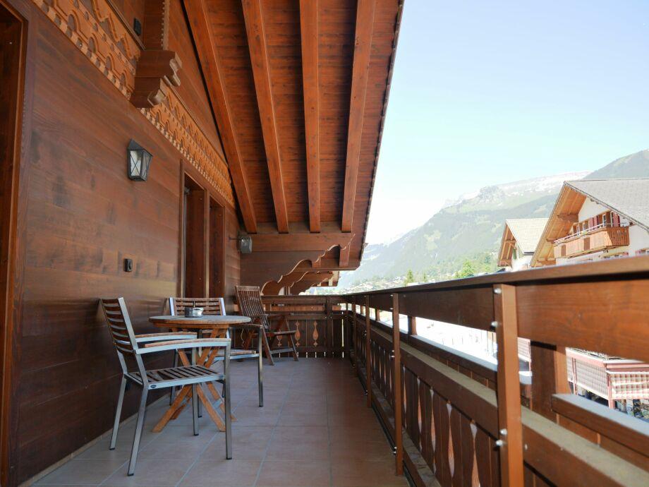 Außenaufnahme Grindelwald 55