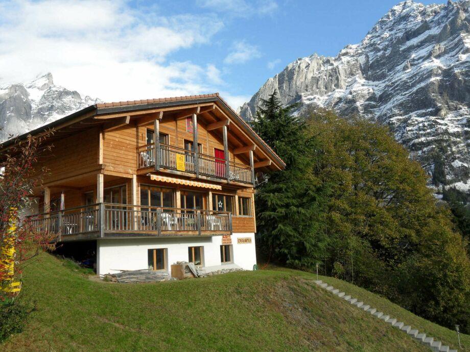Außenaufnahme Grindelwald 23