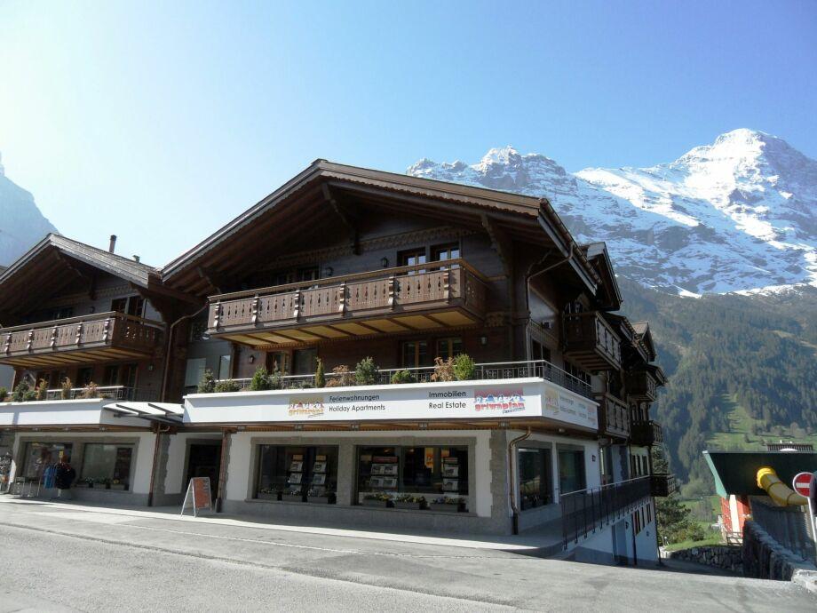 Außenaufnahme Grindelwald 56