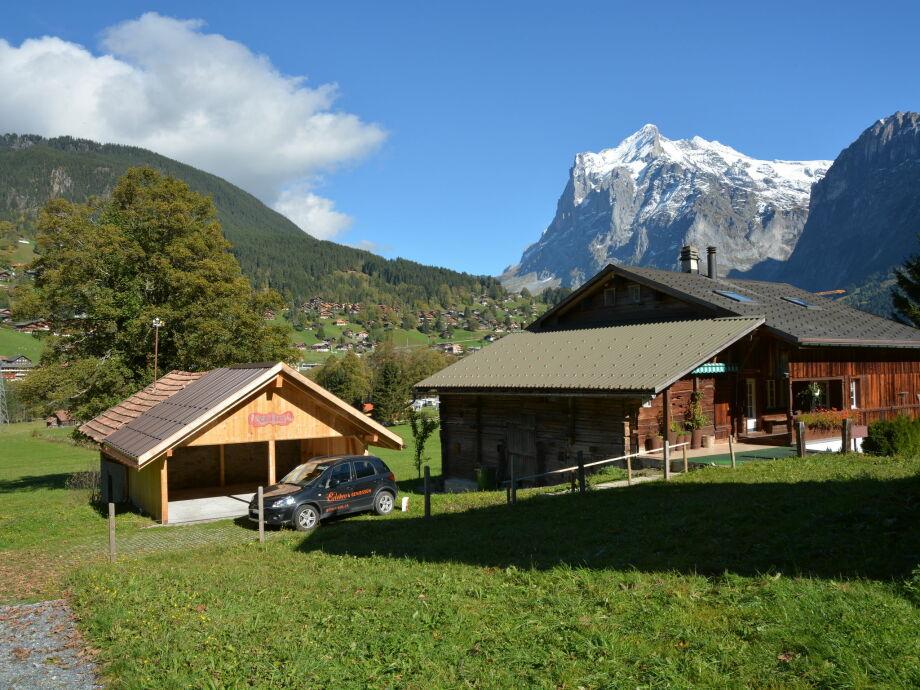 Außenaufnahme Grindelwald 22