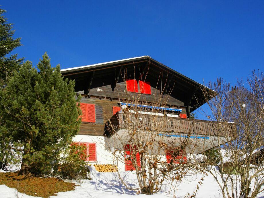 Außenaufnahme Grindelwald 63