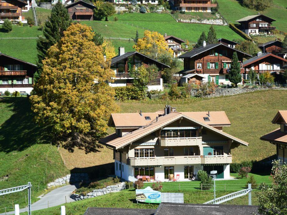 Außenaufnahme Grindelwald 3