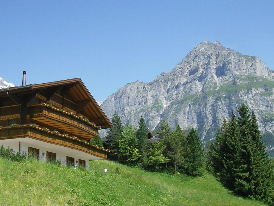 Außenaufnahme Grindelwald 16