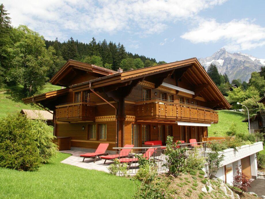 Außenaufnahme Grindelwald 46