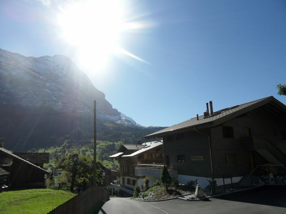 Außenaufnahme Grindelwald 13