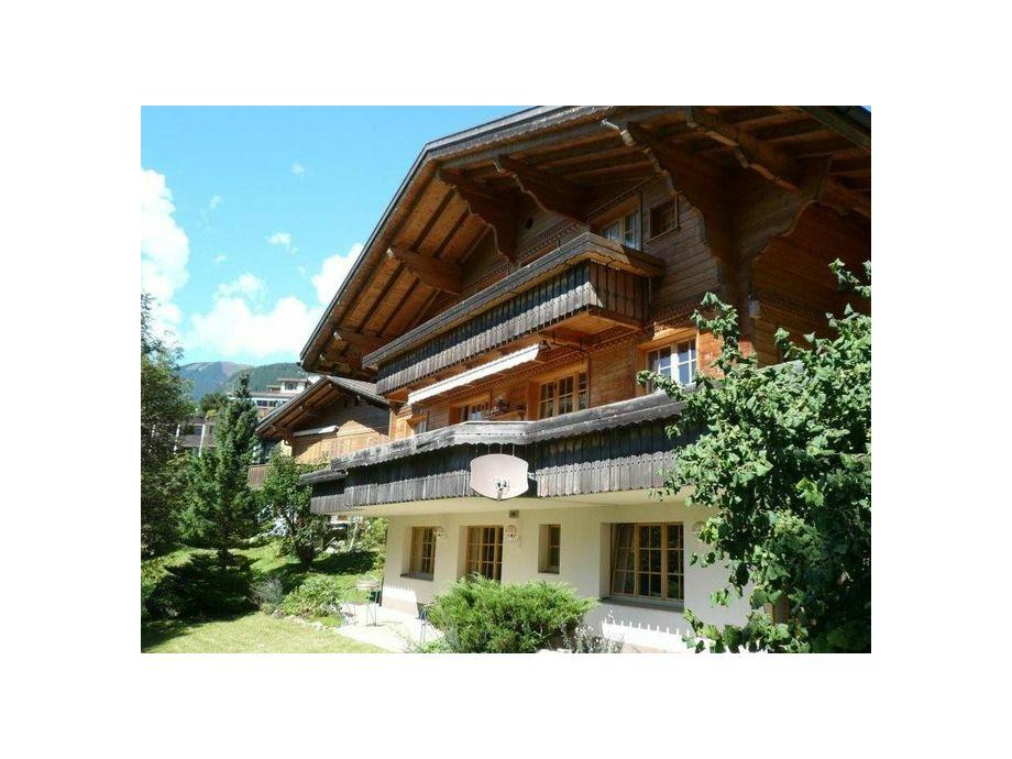 Außenaufnahme Grindelwald 44