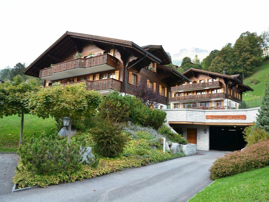 Außenaufnahme Grindelwald 33