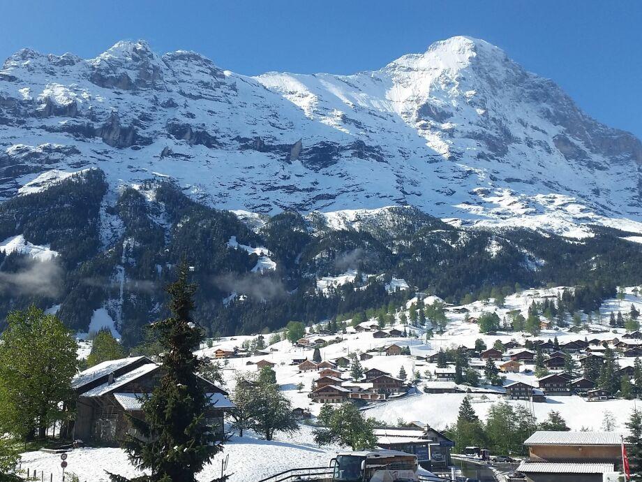 Außenaufnahme Grindelwald 86