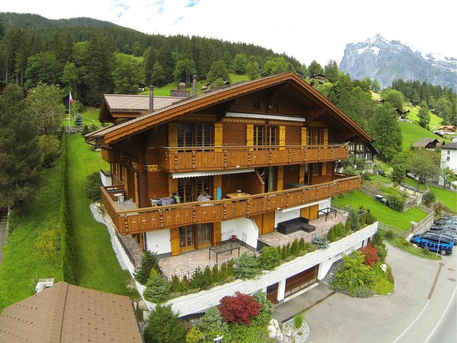 Außenaufnahme Grindelwald 1